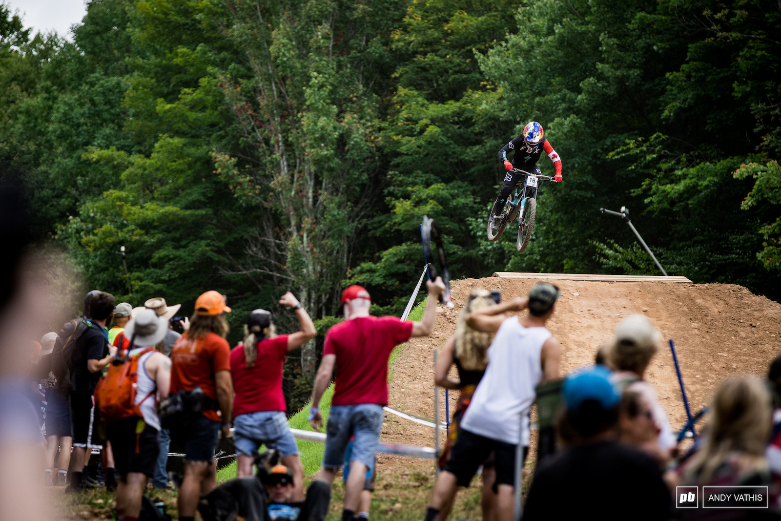 Yesterday s top qualifier Finn Iles was just out of touch and would finish fourth.