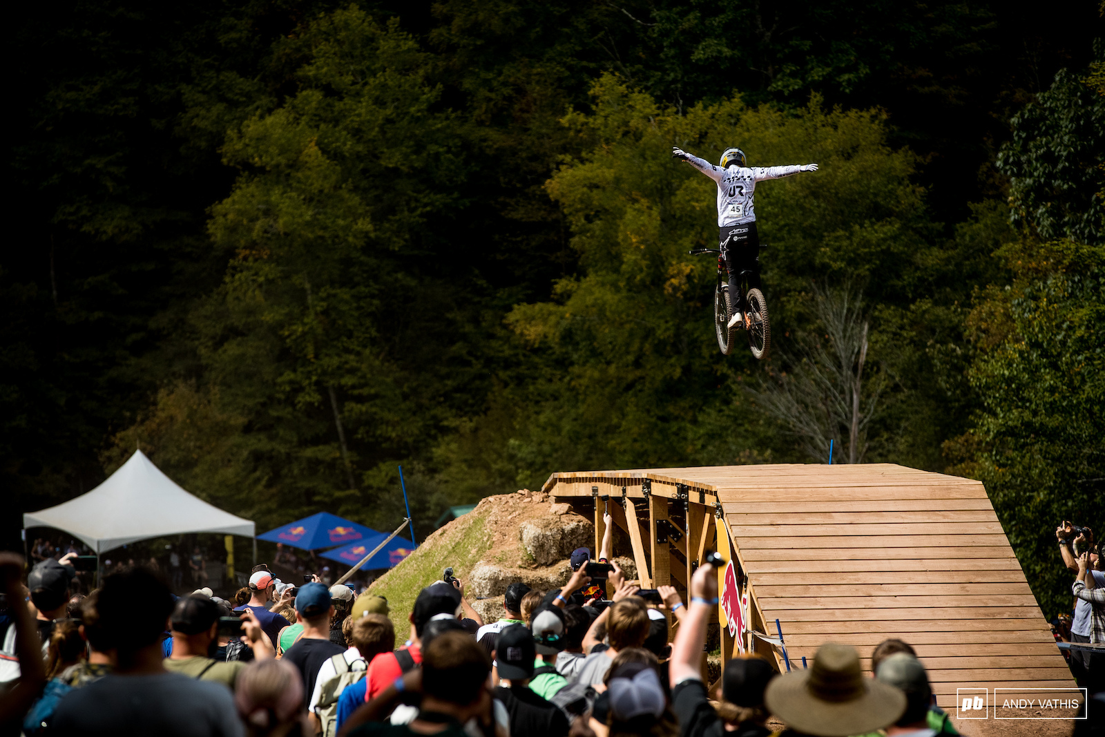 A fitting farewell no-hander for the legend Sick Mick.