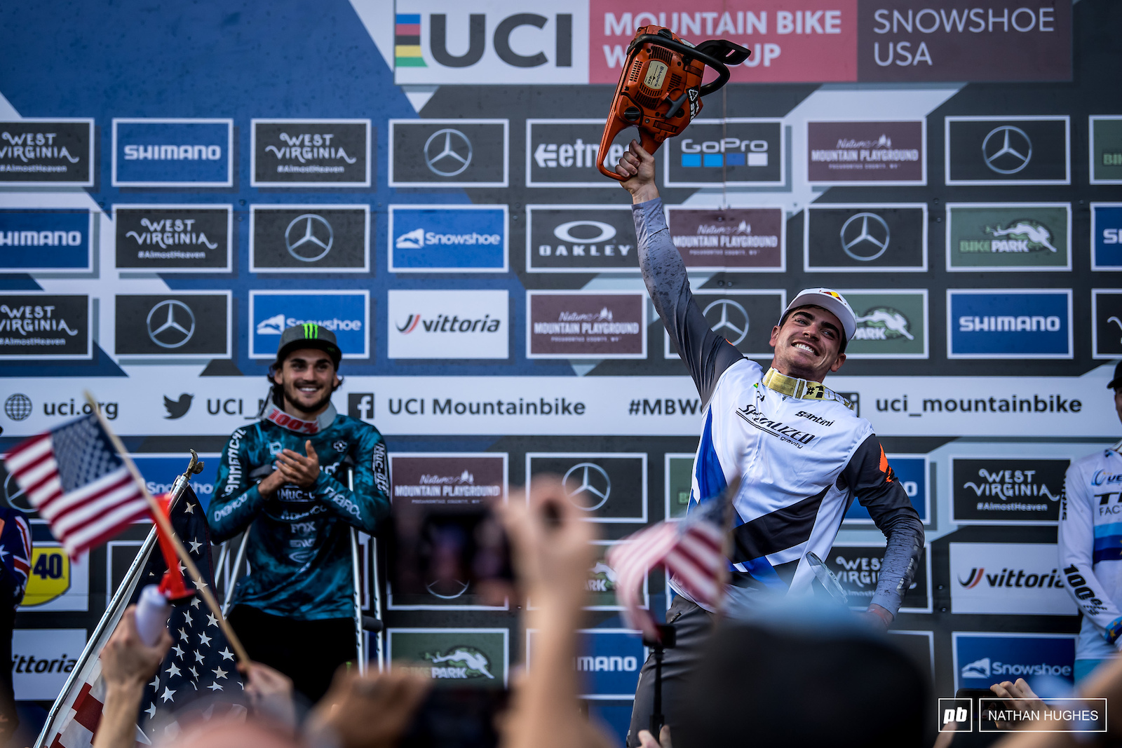 Bruni claims his second overall WC title.