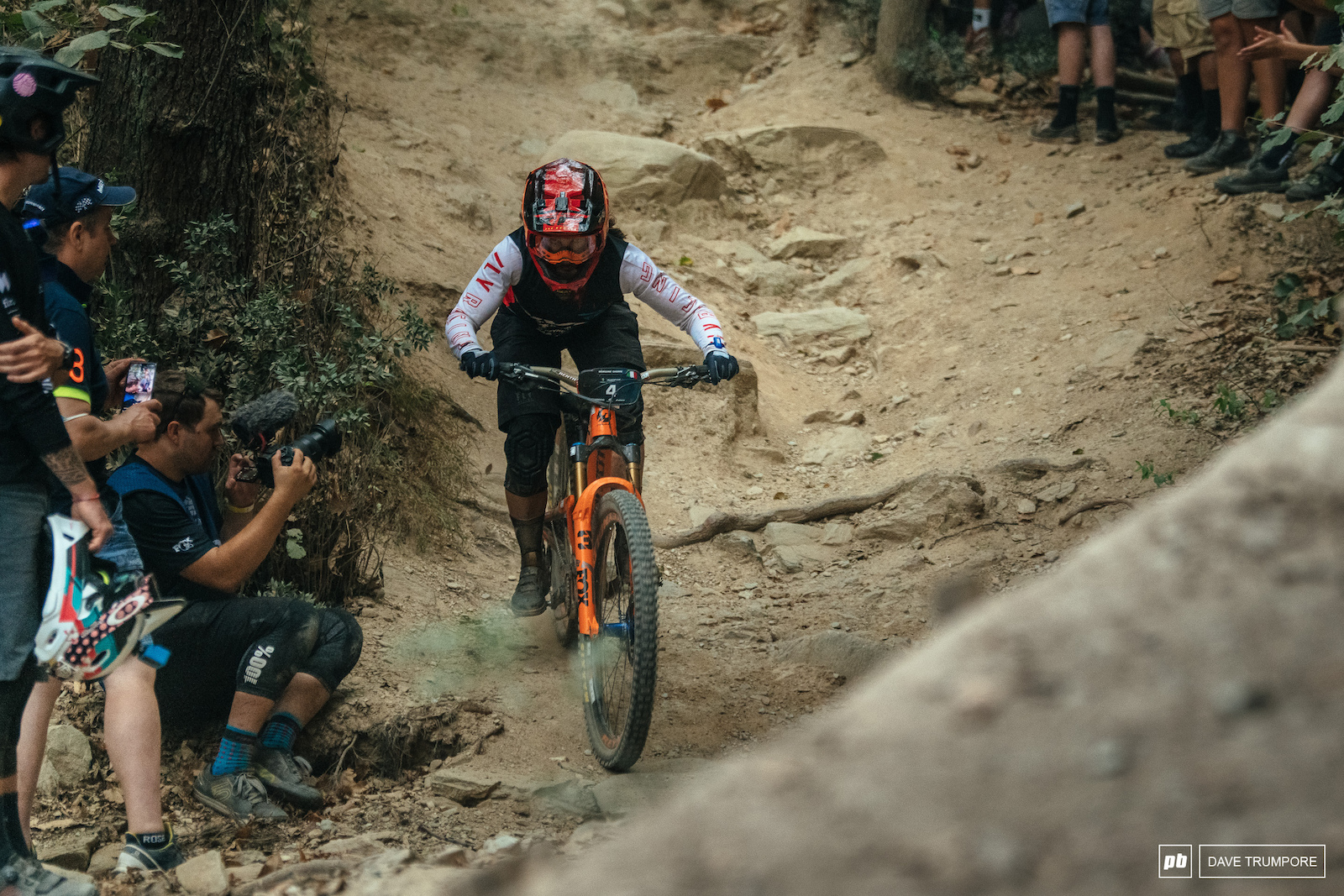 Domination in Finale for Morgane Charre