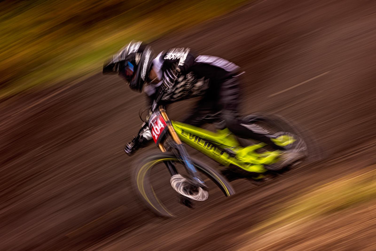 Danielle Beecroft warp speed