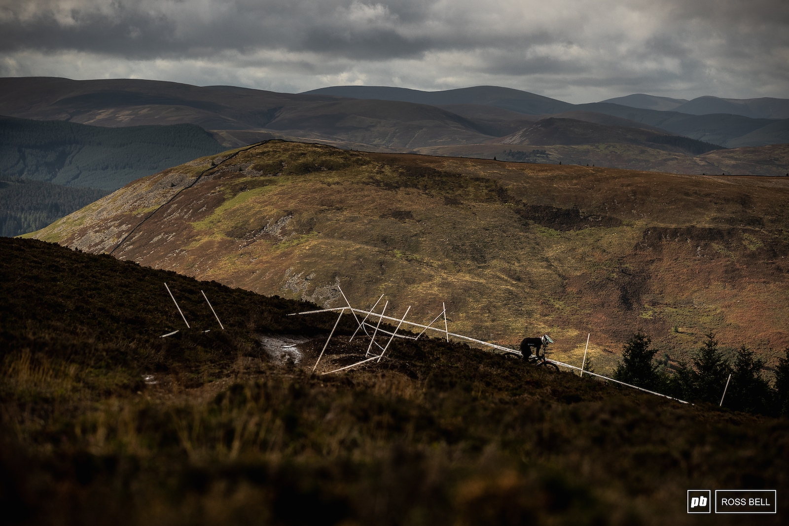 The rolling hills of the Scottish Borders play host to the final round of the 2021 EWS season.