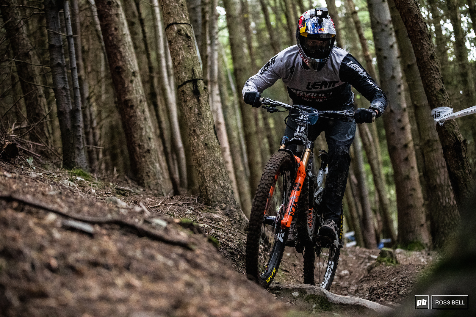 Greg Callaghan has had strong results in the previous two Tweed Valley EWS .