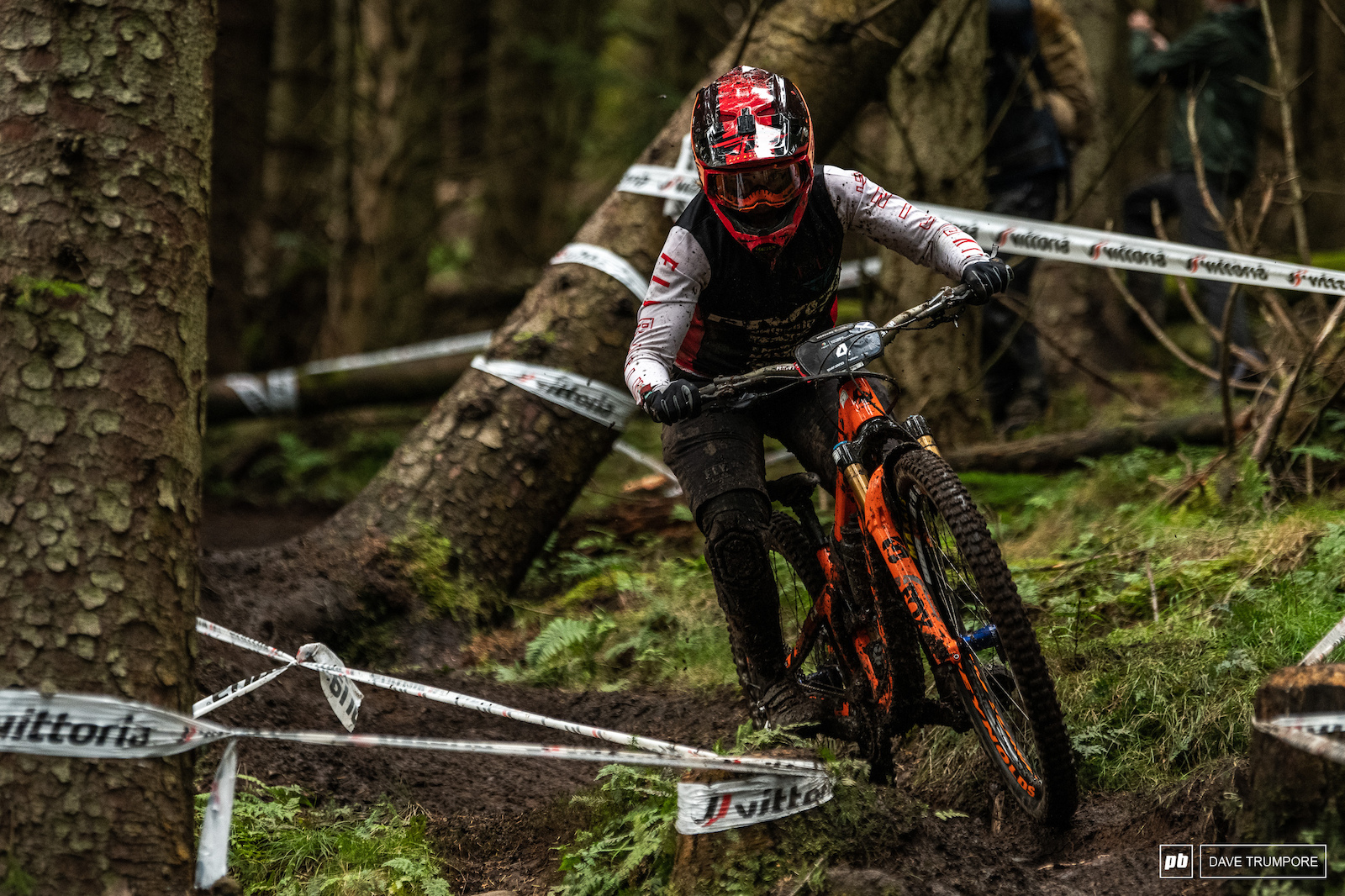 Morgane Charre didn t have enough for the win today but finishes the season on a high not with a 2nd in the overall