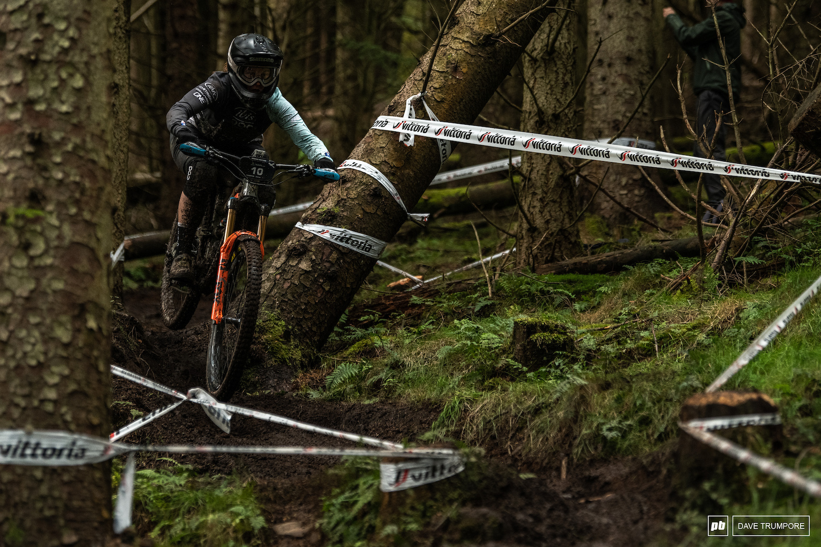 First for Bex Baraona taking her maiden EWS win on home soil in front of friends and family