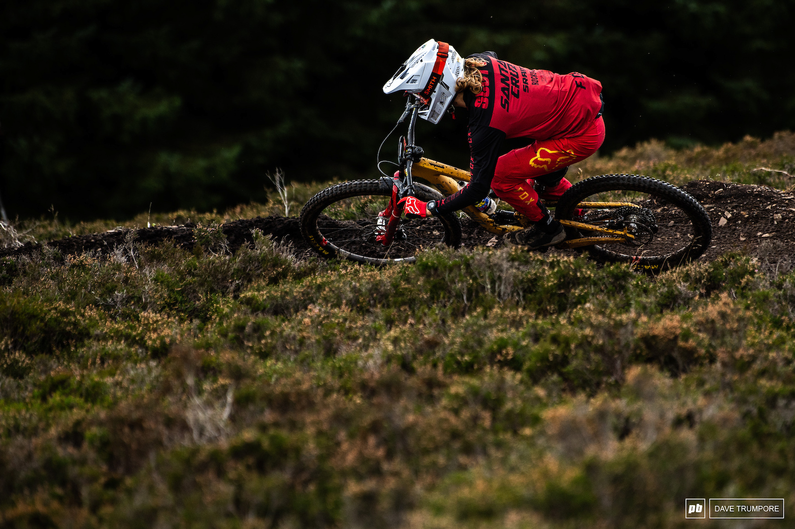12th for Mark Scott after not racing an EWS in quite some time