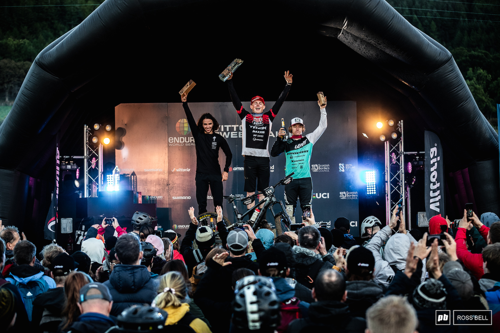 Jamie Edmondson won in style taking the overall as well. Francescu Camoin and Luke Meier Smith were second and third overall in 2021.