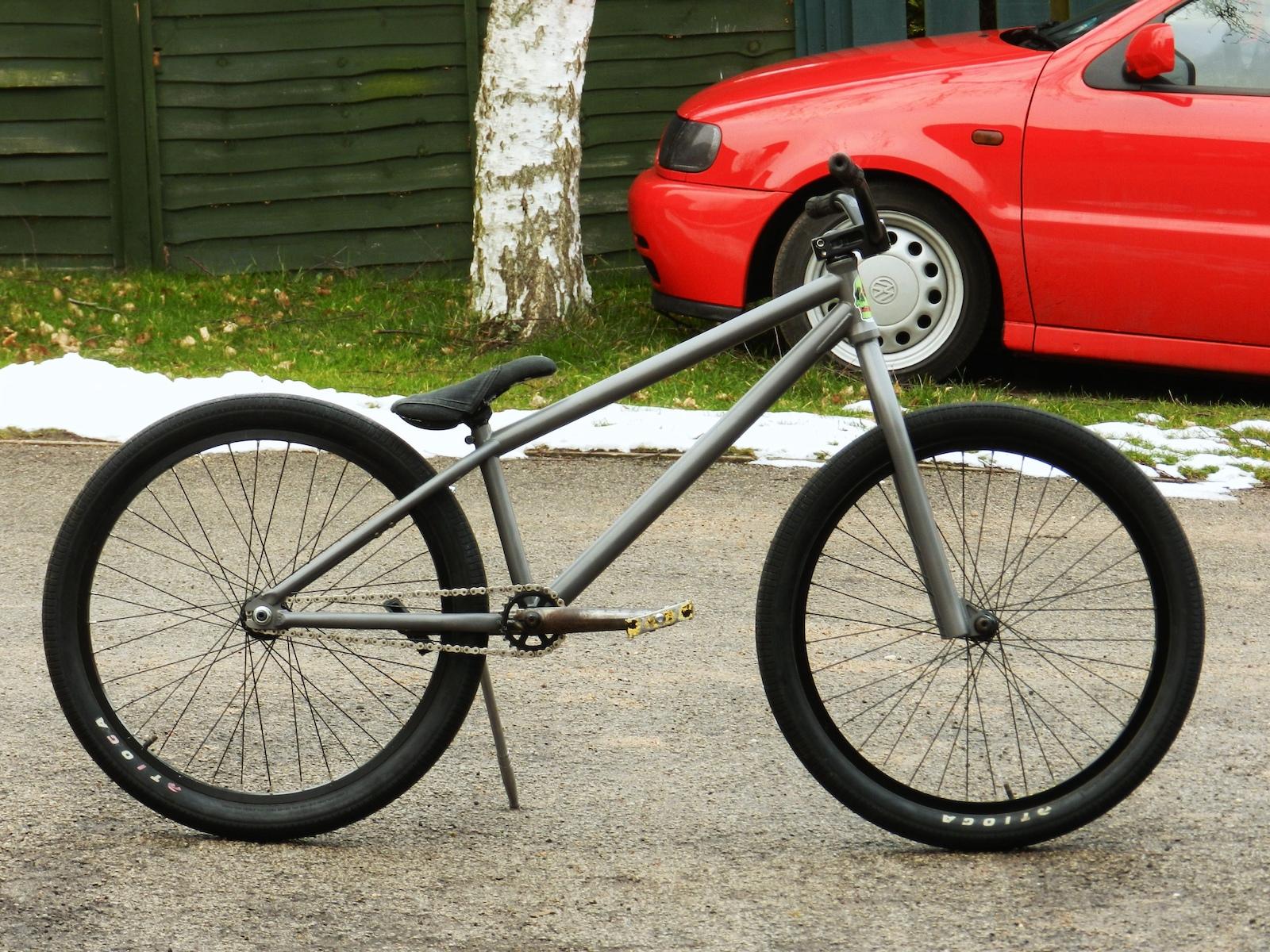 NS Capital - 2012 Bike