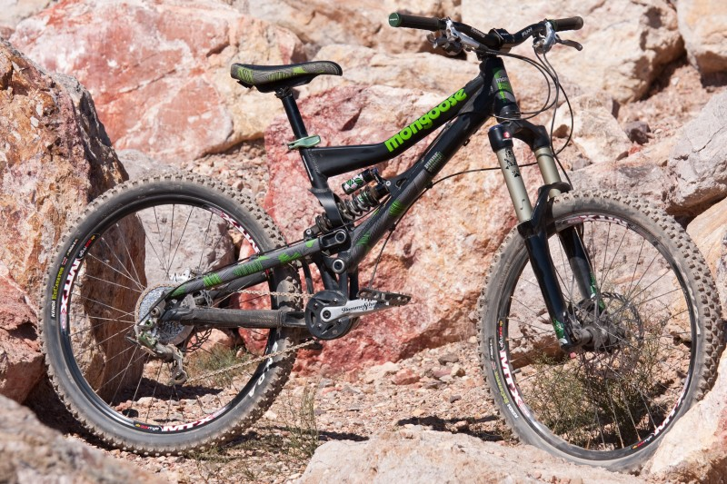 2010 Mongoose Pinnr