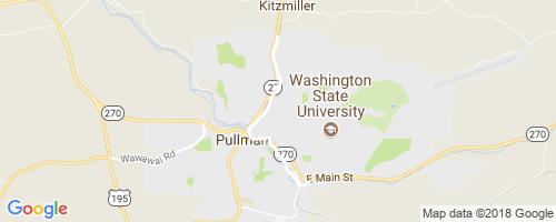 Pullman Riverwalk Mountain Biking Trail Pullman Wa