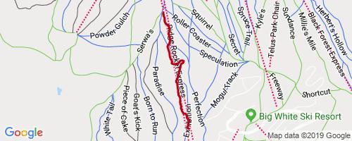 Rocket Science Mountain Biking Trail - Kelowna, BC