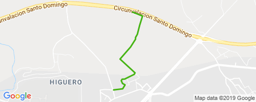 Trillo del play Mountain Biking Trail - Santo Domingo