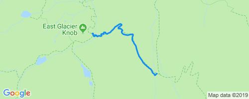 North Longs Peak Hiking Trail - Estes Park, Colorado