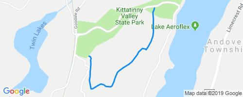 Hemlock Mountain Biking Trail - Andover, New Jersey on kittatinny state park camping, kittatinny mountains trail map, parvin state park cabin map, kittatinny river fishing in pa, kittatinny valley state park, nj state parks map,