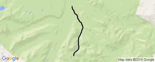Graveyard Creek Trail Mountain Biking Trail - - British Columbia on my map, uh map, oh map, daylight map, people map, no map,