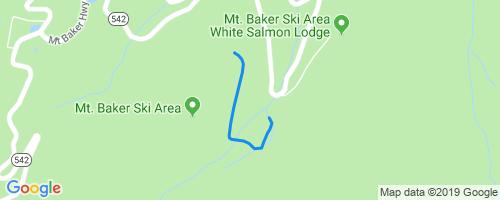 Cat Track Skiing Trail - Deming, Washington | Trailforks