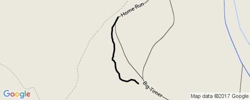 kush mountain biking trail