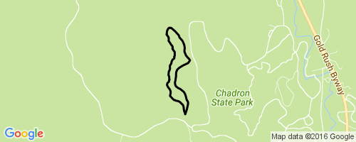 Steamboat Trail Mountain Biking Trail - Chadron, NE on