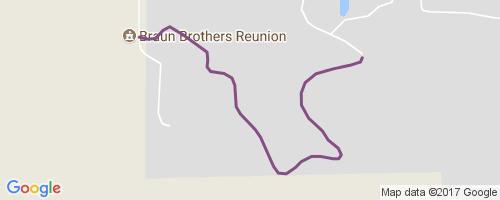 Challis Golf Path Mountain Biking Trail Challis Id
