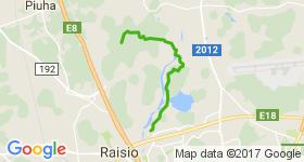 Kullaanpolku Mountain Bike Trail Trailforks