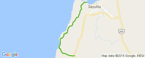 Sayulita Mexico Map Google.Punta Sayulita Mountain Biking Trail Trailforks